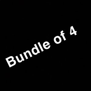 Bundle of 4